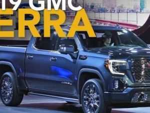 46 The 2019 Gmc Release Interior