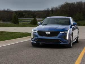 46 The 2020 Cadillac Cts V Horsepower Price Design and Review