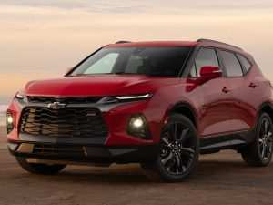46 The All New Chevrolet Trailblazer 2020 Specs and Review