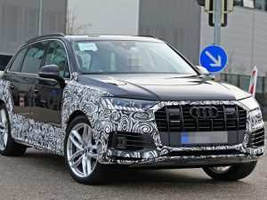 46 The Audi Q7 2020 Interior Pictures