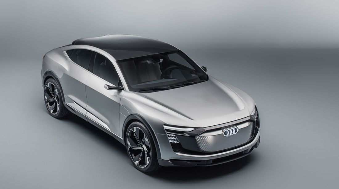 46 The Audi Zukunft 2020 Redesign And Concept