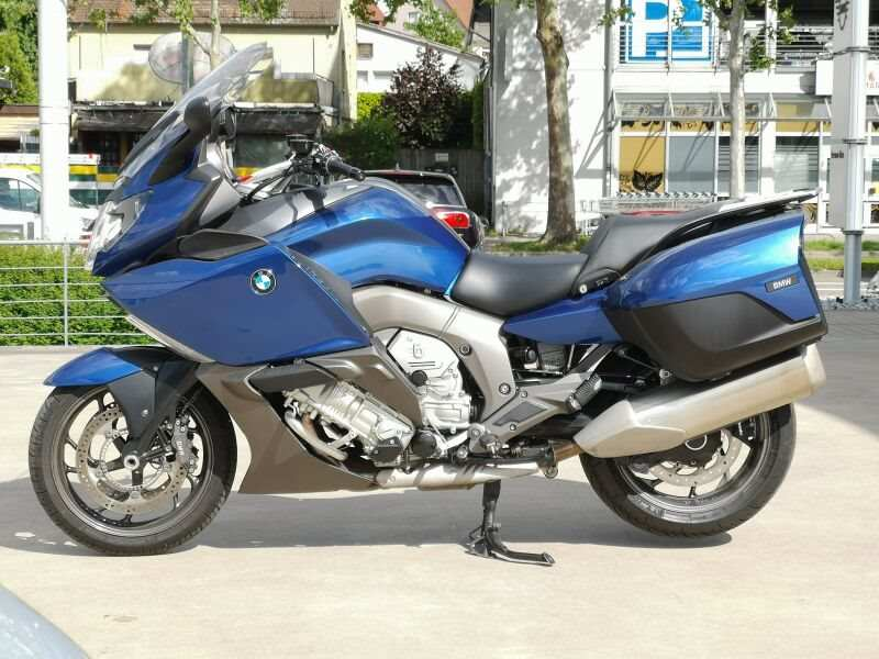 46 The BMW K1600Gt 2020 Prices