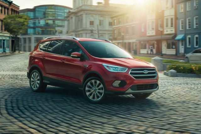 46 The Best 2019 Ford Escape Hybrid Exterior