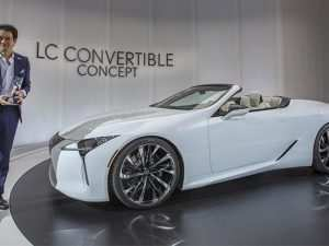 46 The Best 2019 Lexus Concept Research New