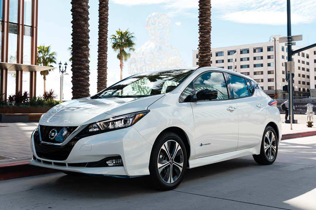 46 The Best 2019 Nissan Leaf Review New Concept