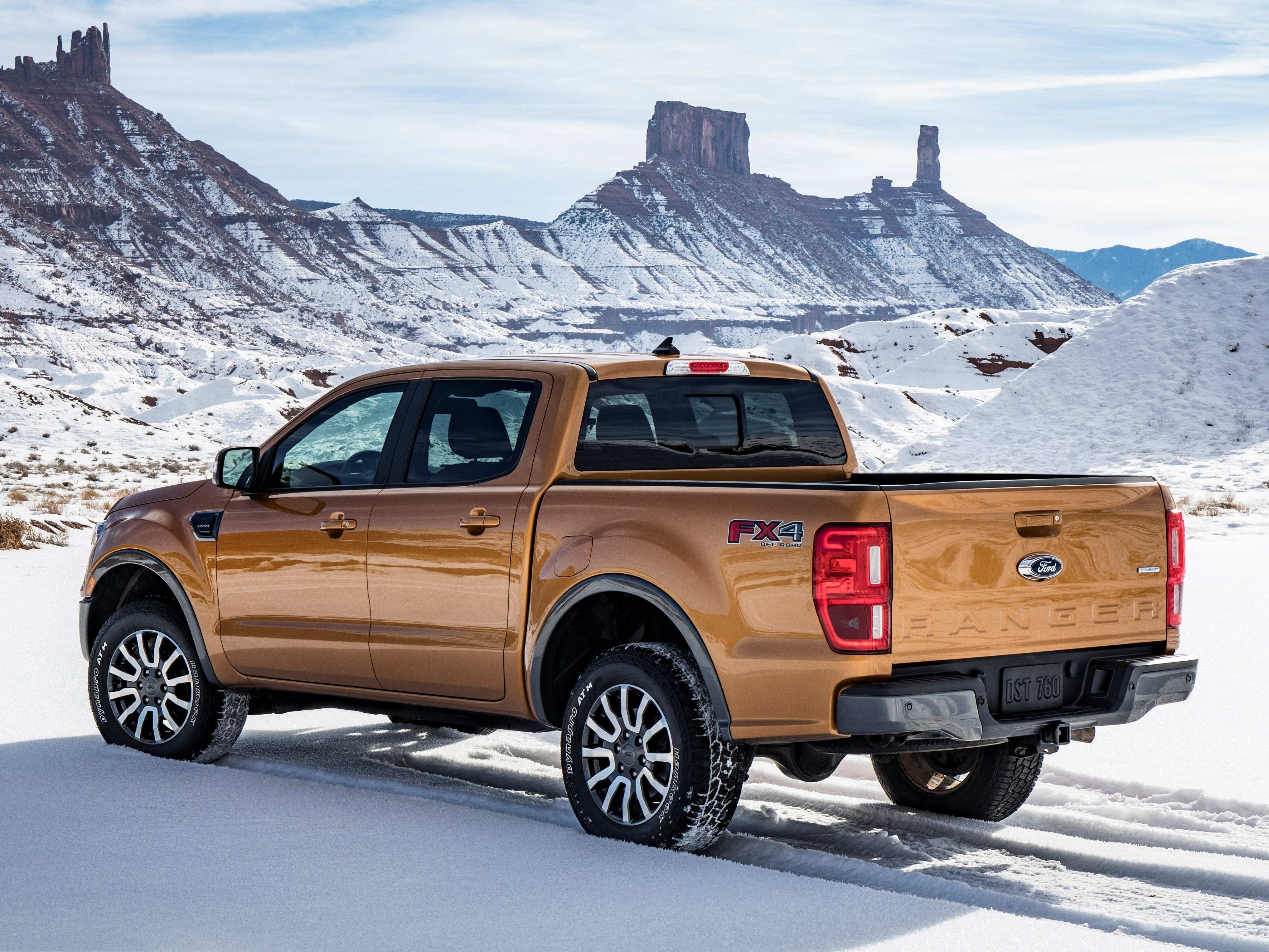 46 The Best 2019 Usa Ford Ranger Release