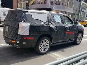 46 The Best 2020 Cadillac Escalade Spy Photos Pricing