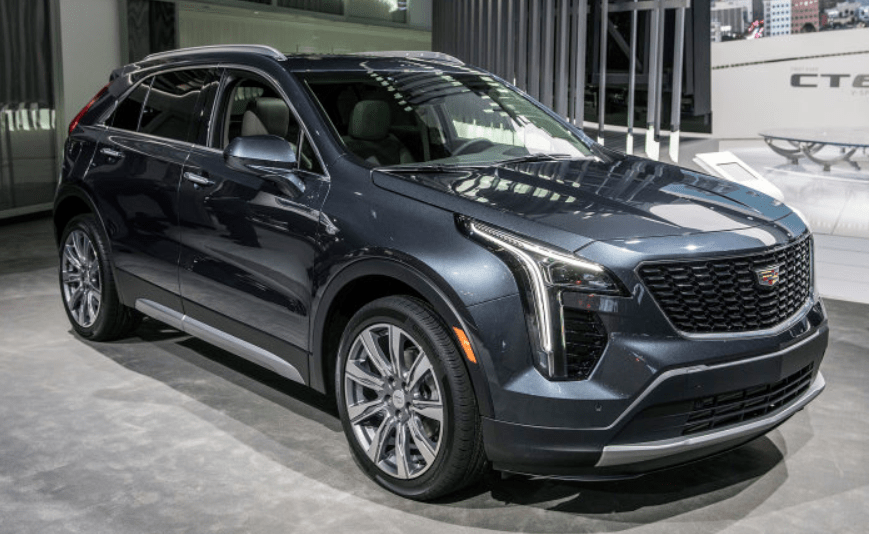 46 The Best 2020 Cadillac Xt4 Release Date Research New