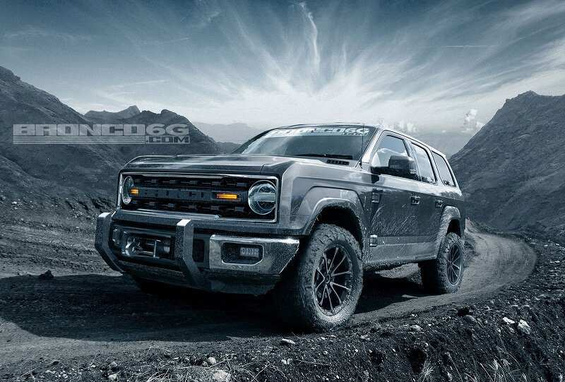 46 The Best 2020 Ford Bronco July 2018 Configurations