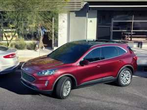 46 The Best 2020 Ford Escape Performance and New Engine