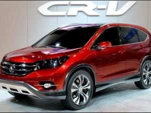 46 The Best 2020 Honda Crv Interior Redesign and Review