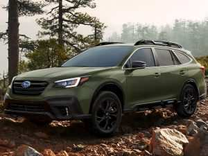 46 The Best 2020 Subaru Outback Wagon Concept and Review