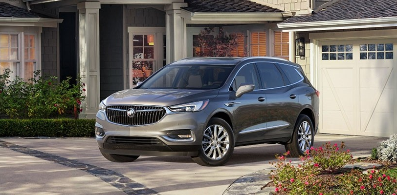 46 The Best Buick Enclave 2020 Colors Redesign And Concept