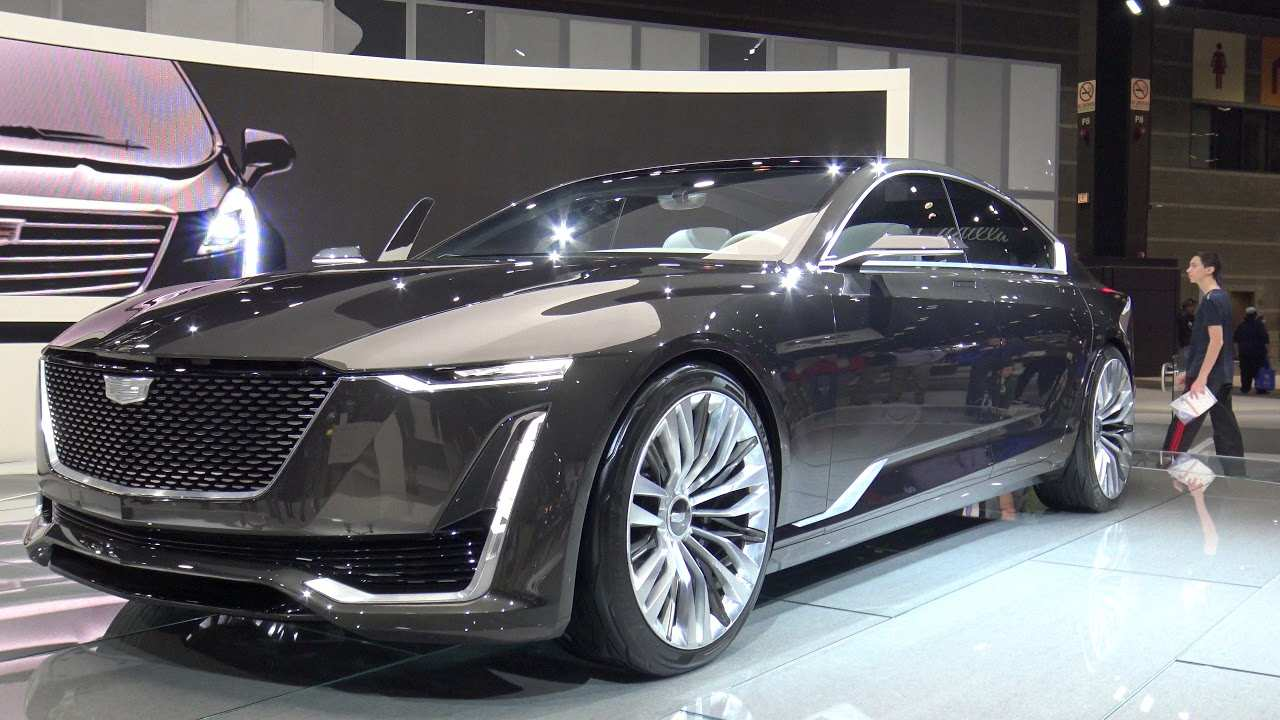 46 The Best Cadillac Ct8 2020 Spy Shoot