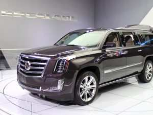 46 The Best Cadillac Escalade 2020 Auto Show Price Design and Review