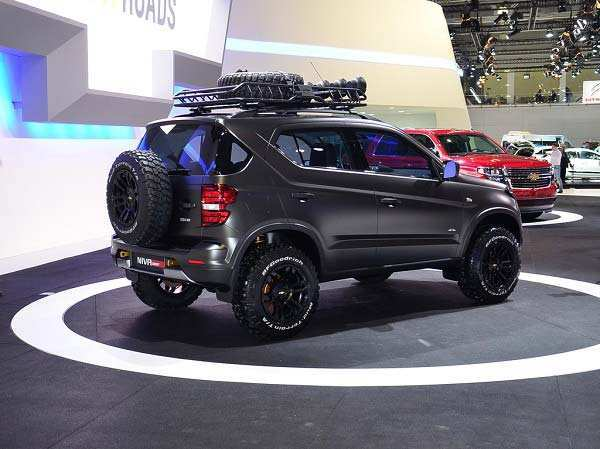 46 The Best Chevrolet Niva 2020 Picture
