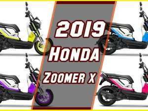 46 The Best Honda Zoomer 2020 Specs