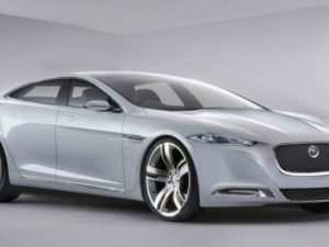 46 The Best Jaguar Xj 2020 Electric Pictures