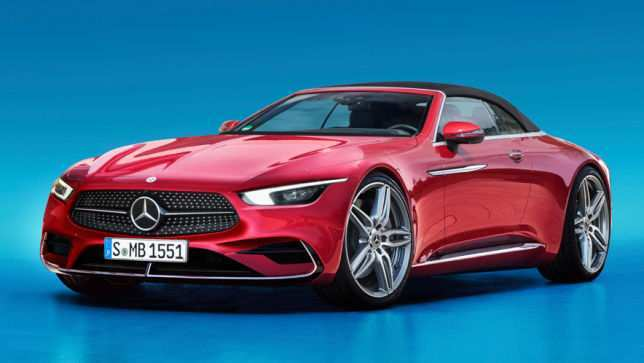 46 The Best Mercedes Sl 2019 Photos