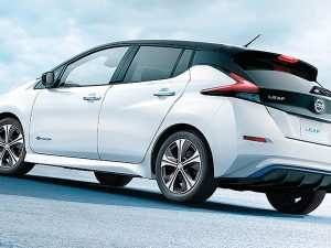 46 The Best Nissan Leaf 2020 Release Date