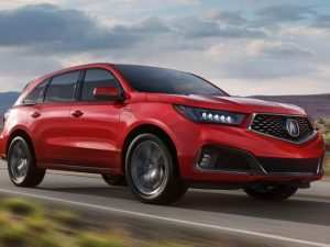 46 The Best When Will 2020 Acura Mdx Be Released Photos