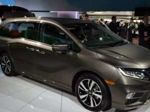 46 The Honda Odyssey 2019 Australia Picture