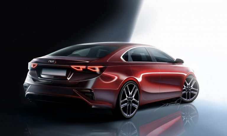 46 The Kia Mexico Forte 2019 Performance and New Engine