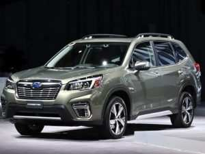 46 The New Generation 2020 Subaru Forester Concept