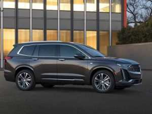 46 The Pictures Of 2020 Cadillac Xt6 Picture