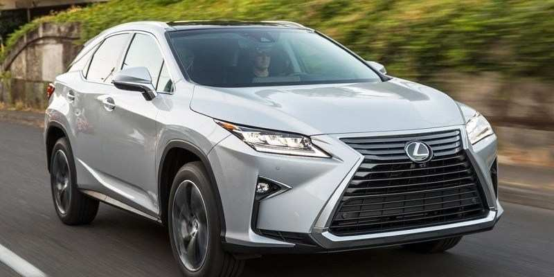 46 The Pictures Of 2020 Lexus Rx 350 Specs