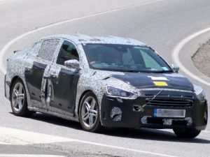 47 A 2019 Ford Focus Sedan 2 New Model and Performance