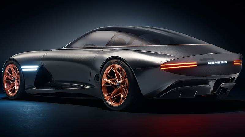 47 A 2019 Genesis Concept Price Design And Review