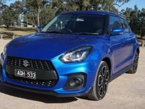 47 A 2019 Suzuki Swift Sport Specs Spy Shoot