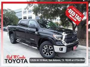 47 A 2019 Toyota Tundra News New Model and Performance