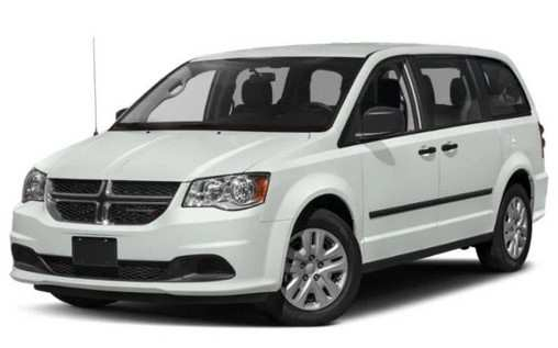 47 A 2020 Dodge Grand Caravan Redesign Research New