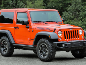 2020 Jeep Rubicon
