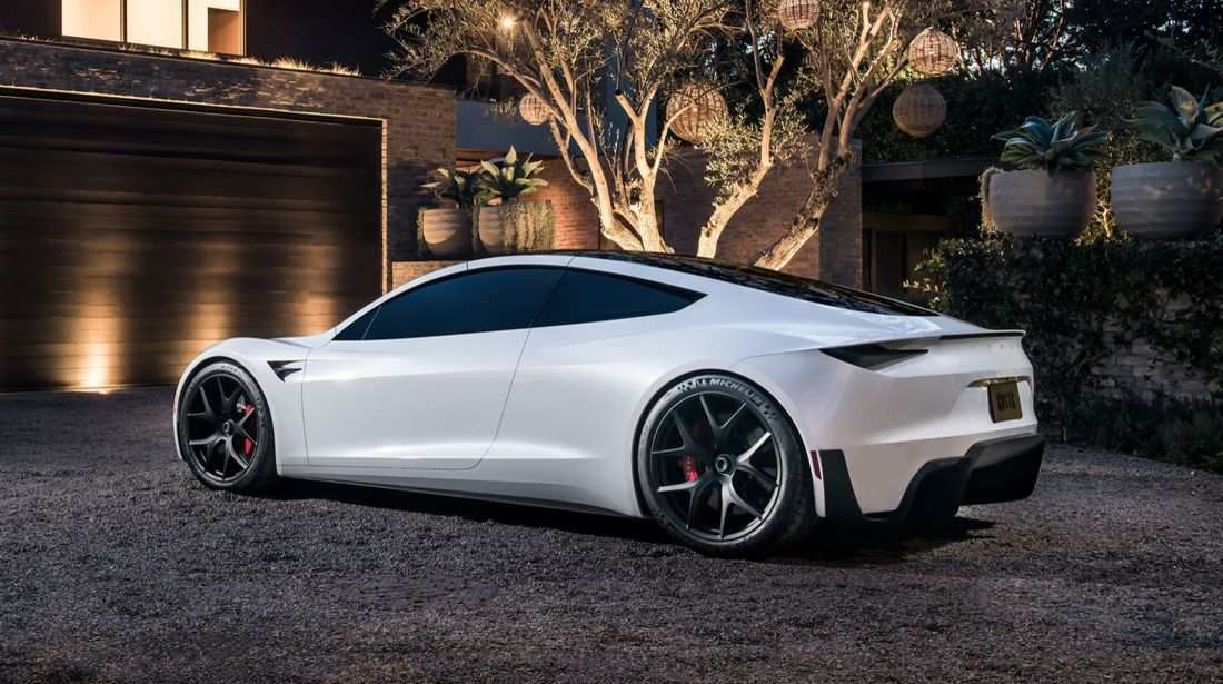 47 A 2020 Tesla Roadster Battery Specs And Review