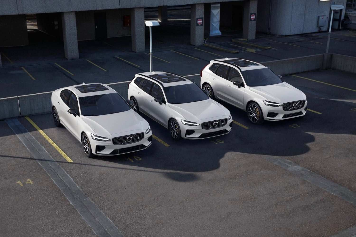 47 A 2020 Volvo Lineup Performance And New Engine