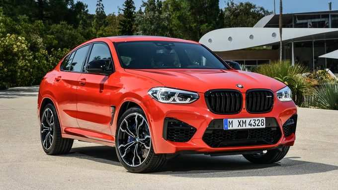 47 A BMW X4 2020 Ratings
