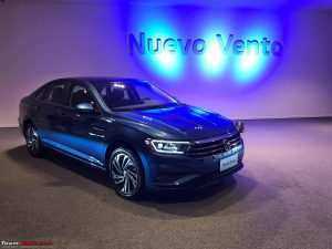 47 A Volkswagen Jetta 2019 India Spesification