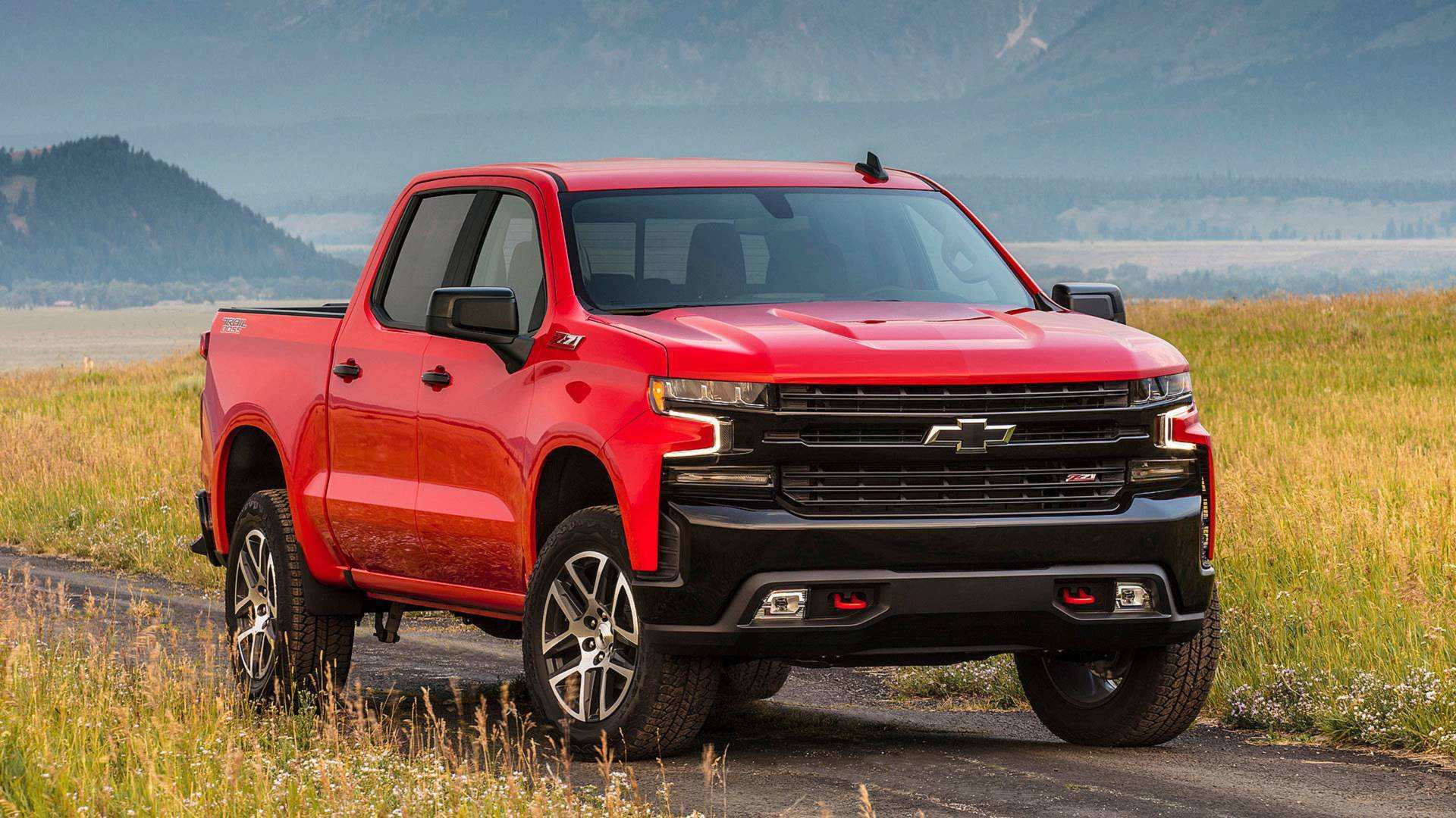 47 All New 2019 Chevrolet 1500 New Review