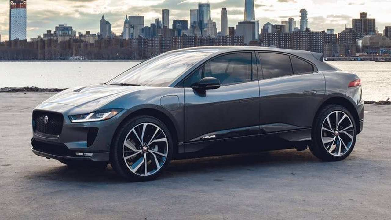 47 All New 2019 Jaguar I Pace First Edition Redesign And Concept