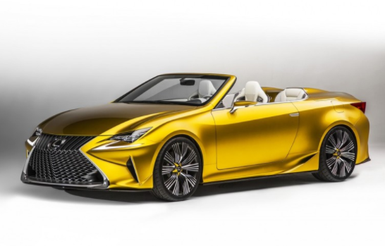 47 All New 2019 Lexus Convertible New Review