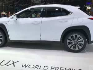47 All New 2019 Lexus Ux Price Canada Pricing