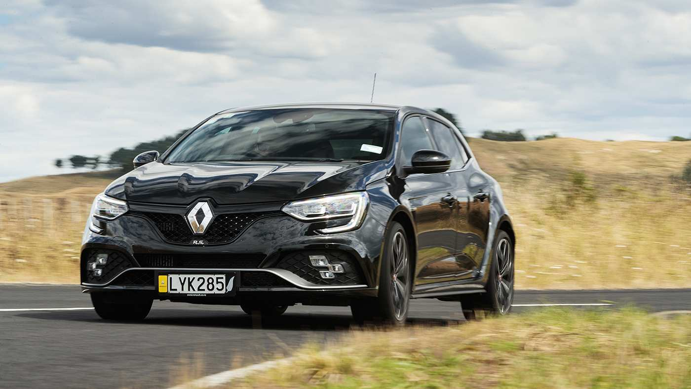 47 All New 2019 Renault Megane Rs First Drive