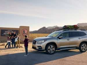 47 All New 2019 Subaru Ascent News Review