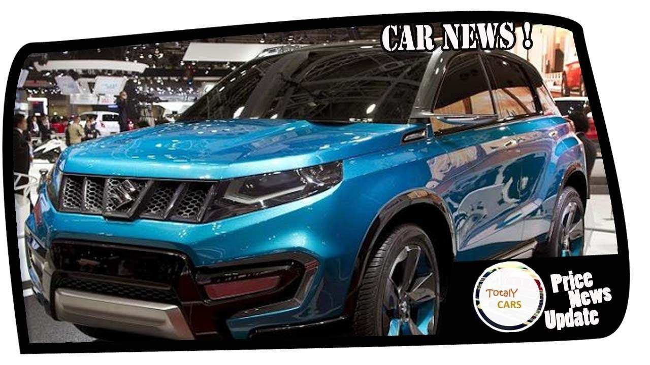 47 All New 2019 Suzuki Cars Price and Review