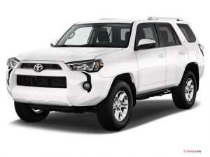 47 All New 2019 Toyota 4Runner Wallpaper