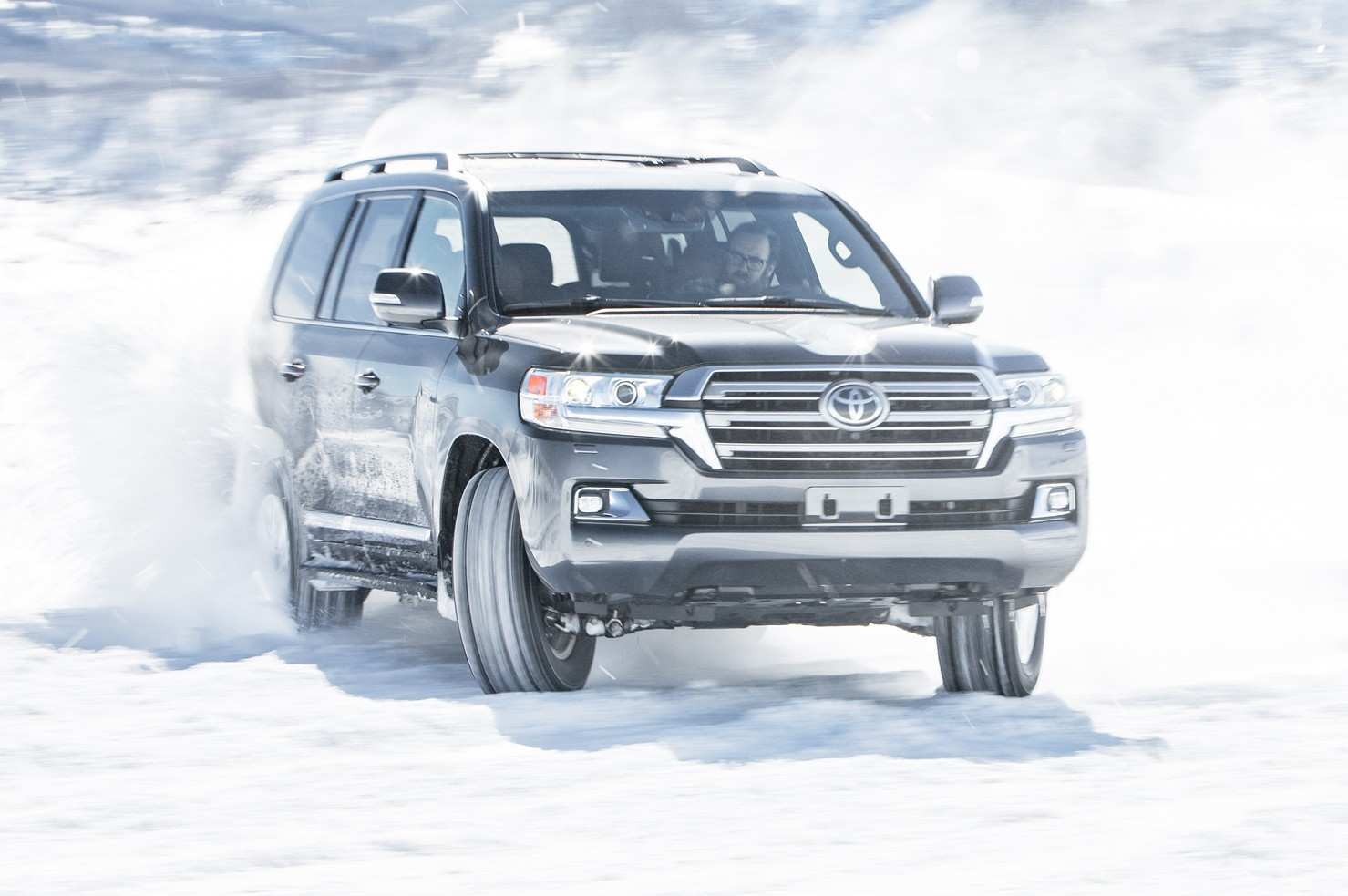 47 All New 2019 Toyota Land Cruiser Redesign Redesign