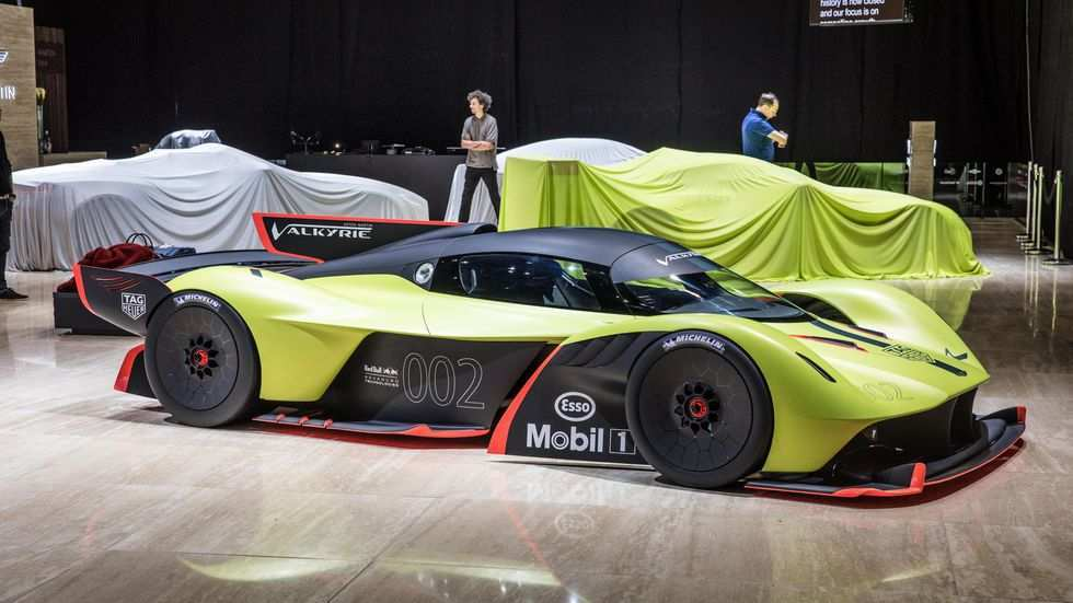 47 All New 2020 Aston Martin Valkyrie Price Design And Review